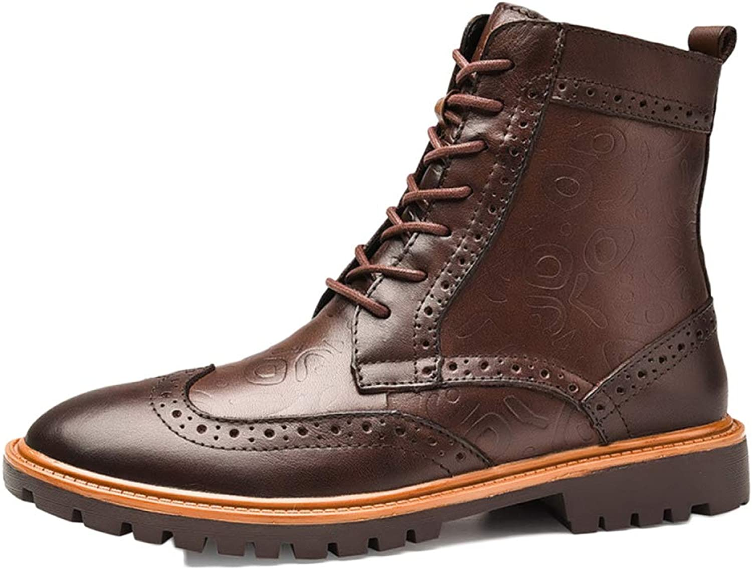 Safety Boots Dewalt Mens Lightweight Waterproof Trainers shoes High-top Leather Boots First Layer of Leather Martin Boots