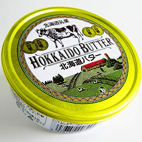 北海道乳業 北海道バター 有塩 200g 1缶