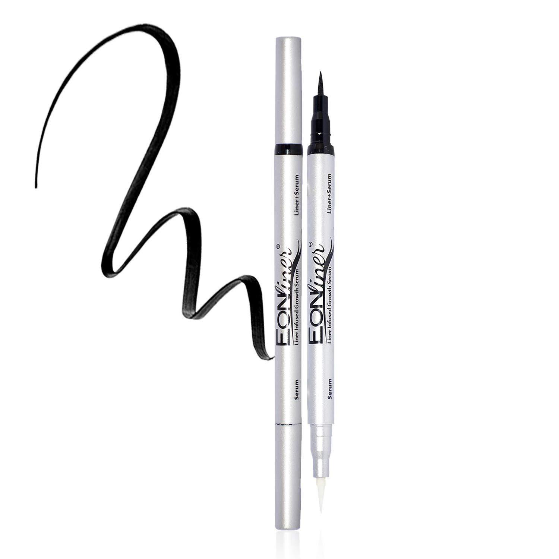 EonLiner Dual Tip Liquid sold out Eyeliner service Slim - Lasting Super Long