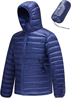 Men's Ultra Light Packable Waterproof Down Puffer Jacket