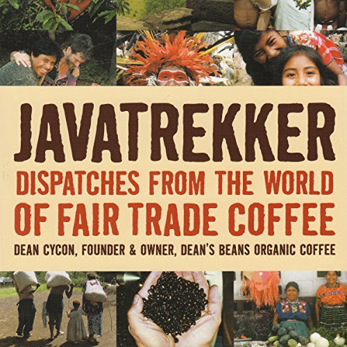 Javatrekker audiobook cover art
