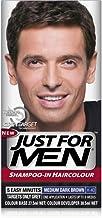 Just For Men Shampoo-In Haircolour (Medium Dark Brown)