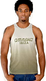 Amnesia Ibiza Gradient Men's Logo Tank