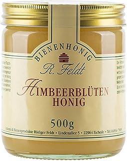 Honig Himbeerblüten, mild, leicht fruchtig, mit zartem Himbeeraroma, 500g