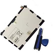 Etechpower replacement Battery For Samsung Galaxy Tab A 9.7 SM-P550 SM-T550 SM-T550NZAAXAR EB-BT550ABE with Tools
