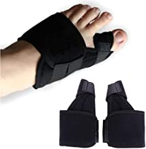 Niome 1Pair Big Toe Bunion Splint Straightener Corrector Foot Pain Relief Hallux Valgus Foot Care Pedicure Orthotics