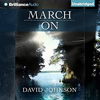 March On audiobook cover art
