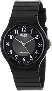 Casio Casual Watch Analog Display Quartz for Unisex MQ-24-1B3