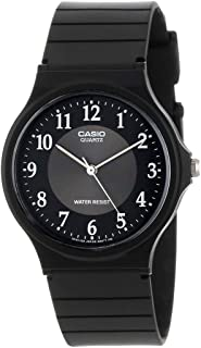 Casio Casual Watch Analog Display Quartz for Unisex MQ-24-1B3