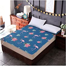 Tatami Mattress, Japanese Futon Mattress, Foldable Bed Mattress Roll Up Camping Mattress Floor Lounger Bed Couches and Sof...