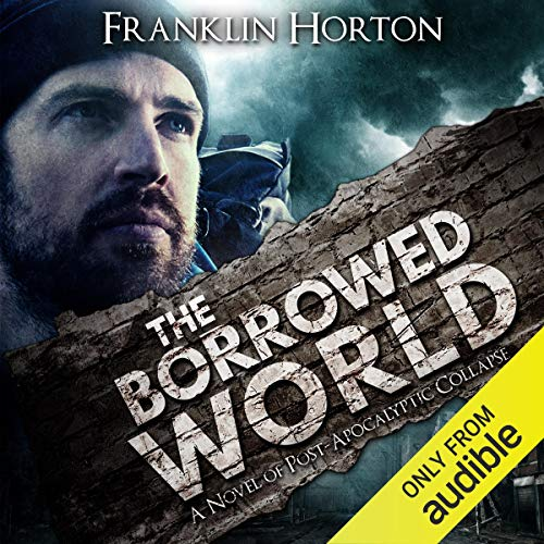 The Borrowed World audiobook cover art