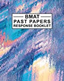 BMAT Past Papers: Response booklet for BMAT past papers and BMAT practice tests. Includes Essay Response Sheets for Section 3 - Large (8 x 10 inches)
