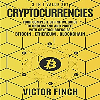Cryptocurrencies: 3 in 1 Value Set audiobook cover art