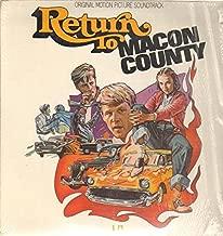 RETURN TO MACON COUNTY (ORIGINAL SOUNDTRACK LP, 1975)