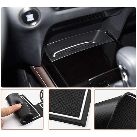 linfei Dash Mat Dashmat per Mazda Cx-30 Cx30 2019 2020 Pad Parasole Accessori per Tappetini per Cruscotto Auto Lhd Nero