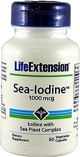 Sea-Iodine 1000 mcg, 60 Vegetarian Capsules-Pack-2