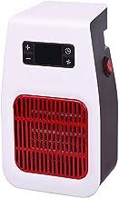 Rteanb Tipo de escritorio portátil Mini calefactor Pequeño ventilador Calentador eléctrico for autocaravana Calentador de invierno Calefacción rápida Aire acondicionador de aire for la sala de estar d