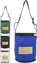 حقائب تغذية قماشية من Derby Originals مصنوعة من جلد البطة عالي التحمل بفتحات تهوية - تتوفر مقاسات وألوان متعددة