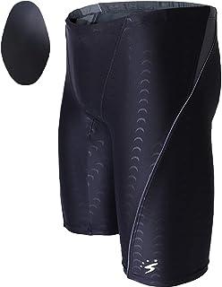 S4R(エスフォーアール) メンズ 競泳水着 フィットネス水着 インナー パット付き 水着 水泳 競泳 ジム ウェア