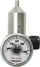Calibration Gas Regulator for NON-reactive Calibration Gas Mixtures 0.5 LPM