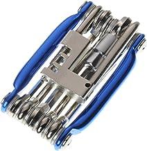 SZMYLED 11 in 1 Fiets Gereedschap Sets Fiets Multifunctionele Reparatie Kit Hex Spaaksleutel Schroevendraaier Praktische G...