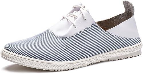 WLJSLLZYQ Chaussures d'été Chaussures Occasionnelles de Jeunesse Chaussures de Conseil