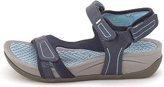 BareTraps Womens Delona Blue Size: 11