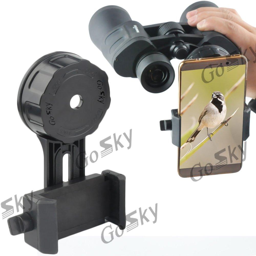Gosky Binocular Smartphone Alignment Digiscoping