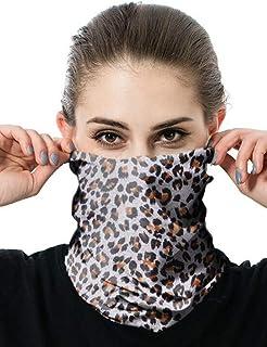 ZETIY Multifunctional Headwear Bandana Face Mask Scarf Headband Neck Gaiter for Women Men Boys Girls