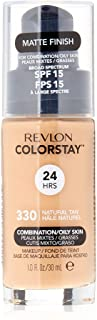 Revlon ColorStay Makeup Combi/Oily Skin Natural Tan 330
