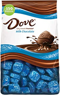 DOVE PROMISES Milk Chocolate Bulk Easter Candy, 43.07-Ounce 150-Piece Bag