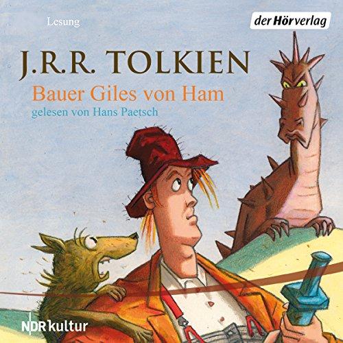 Bauer Giles von Ham audiobook cover art