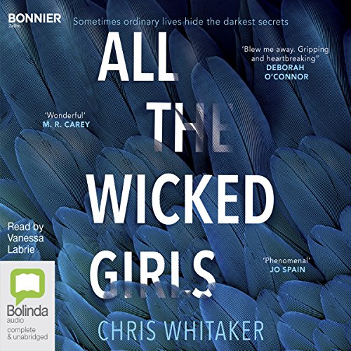 All the Wicked Girls                   By:                                                                                                                                 Chris Whitaker                               Narrated by:                                                                                                                                 Vanessa Labrie                      Length: 11 hrs and 25 mins     Not rated yet     Overall 0.0
