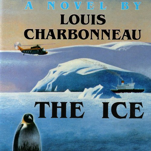 The Ice audiobook cover art