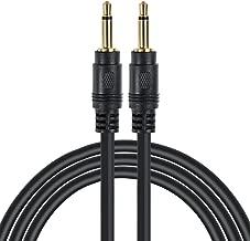 TENINYU 3.5mm Mono Cable - 12V Trigger, IR Infrared Sensor Receiver Extension Extender, 3.5mm 1/8