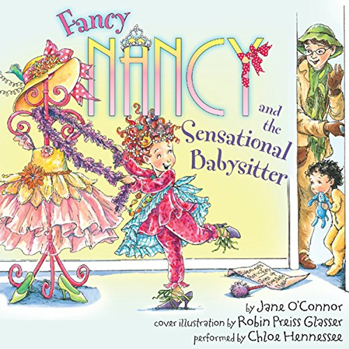 Fancy Nancy and the Sensational Babysitter Titelbild