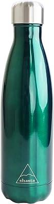 shasta(シャスタ)リボトル 500ml シャイングリーン 水筒 マグボトル マイボトル 保冷 保温 TWA-C-019