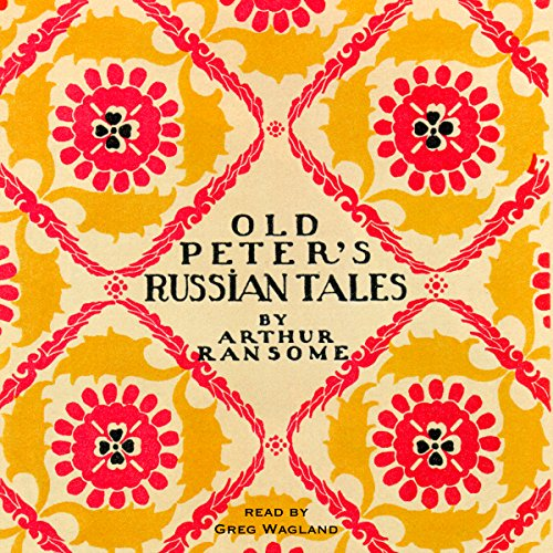 Old Peter's Russian Tales audiobook cover art