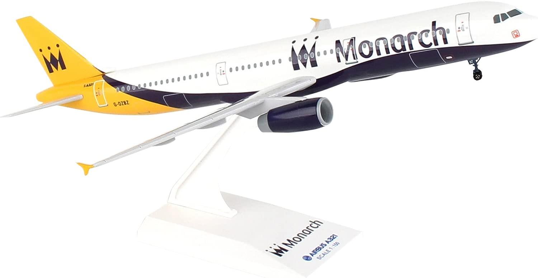 Daron cielomarks Monarch Air A321 modello Kit (1 150 Scale)