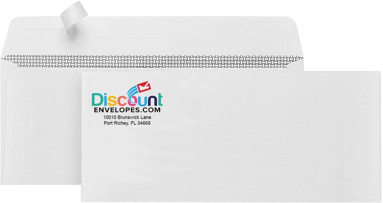 Custom Printer Business Envelopes #10 with tint (1000)