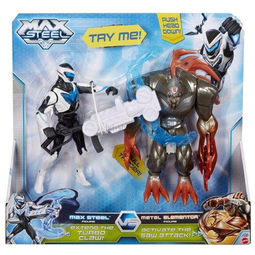 Max Steel - BHJ04 - Figurine - Pack Combat
