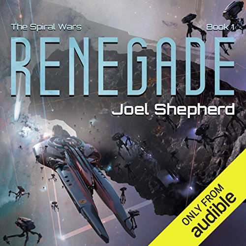 Renegade     Spiral Wars, Book 1              By:                                                                                                                                 Joel Shepherd                               Narrated by:                                                                                                                                 John Lee                      Length: 17 hrs and 1 min     438 ratings     Overall 4.6
