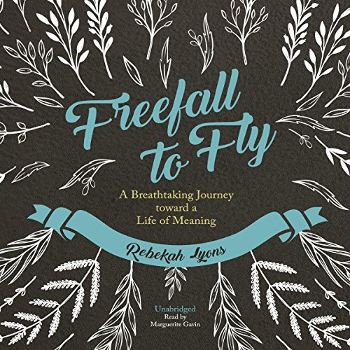 Freefall to Fly audiobook cover art