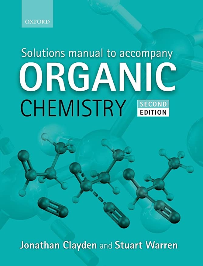 冒険者デモンストレーション私たちSolutions Manual to accompany Organic Chemistry (English Edition)