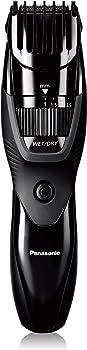 Panasonic Cordless Men's Beard Trimmer (Black)