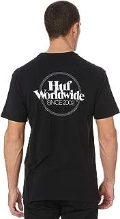 Huf Issue Logo Pocket Short Sleeve T-Shirt