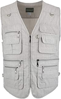 Best waistcoat with lots of pockets Reviews