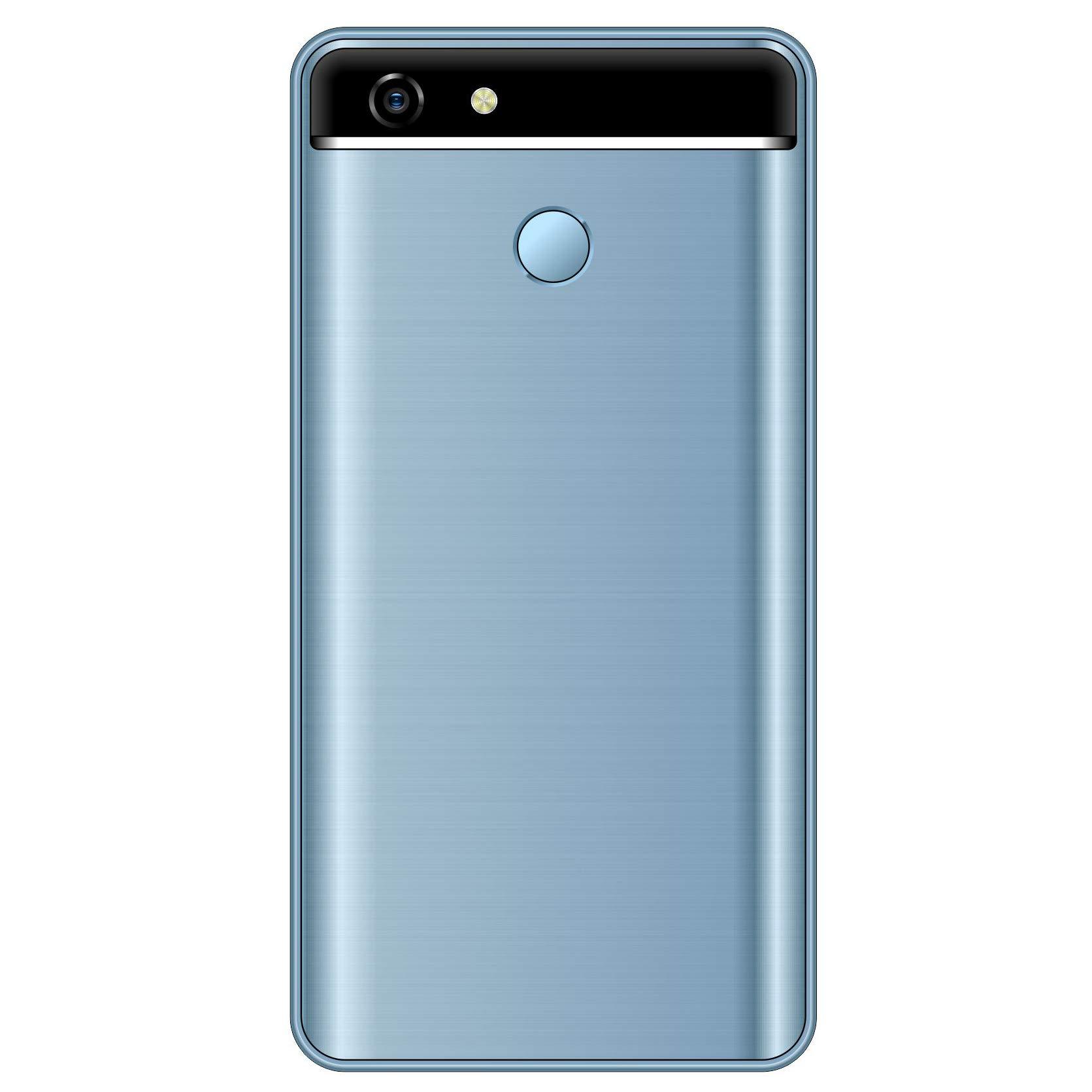 Móviles y Smartphones Libres, 5.0 Pulgadas Android GO Teléfono (5.0MP Cámara,Teléfonos binarios con Tarjeta Doble ,GPS,WiFi,Bluetooth) (A30-Azul*): Amazon.es: Electrónica