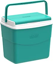 Cosmoplast Keepcold 30 Liter Picnic Ice Box - Teal Green