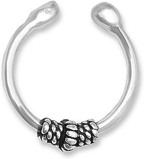 Dragon Ear Cuff Boucle d/'oreille-Argent Sterling 925-Oreille Gauche Clip On Pas de Piercing NOUVEAU